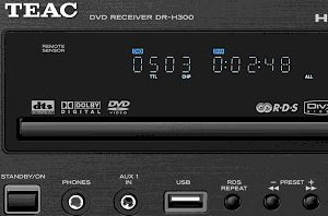 Teac Reference DR-H300DAB DVD Receiver - Review Part 2/2 (74%)