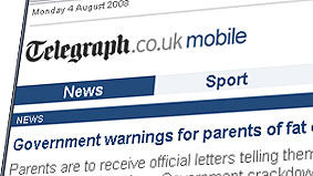 Daily Telegraph Makes Mobile Content Free