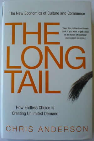 The Long Tail Book Review: Why The Future Of Business Is Selling Less Of More (95%)