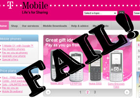 T-Mobile's Stupid, Stupid Upgrading Policy