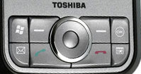 Toshiba G900 WVGA Smartphone Guns For The iPhone