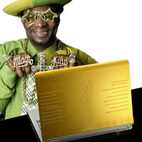 Toshiba Dynabook TX FIFA World Cup Edition: Beyond Bling