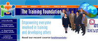 Training Foundation Launches National Online Learning Initiative