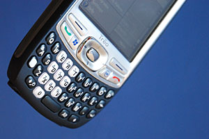 Palm Treo 750v Review (%) Part 1/3