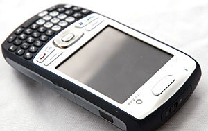 Palm Treo 750v Review Part 1/3