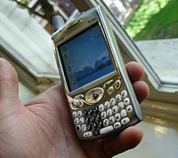 Treo 650 Smartphone: UK Launch
