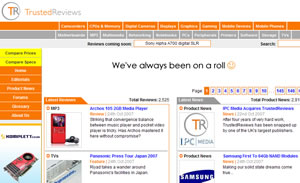 Trusted Reviews Site Bought By IPC