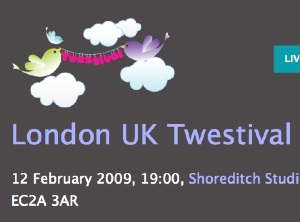 Twestival: Organising At The Speed Of Twitter