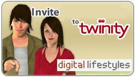 Twinity: Win An Invite