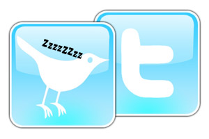 Twitter Flitters Soon Become Quitters
