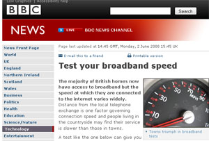 Broadband Rural Customers Lag Behind City Slickers