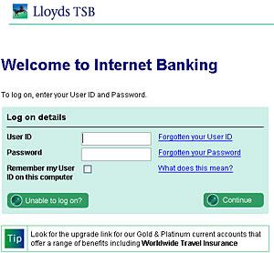 Third Of UK Surfers Using Online Banking