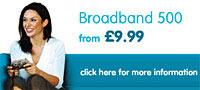 UK Online Offers £9.99 Broadband Service