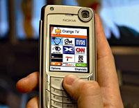 US Mobile TV Audience Grows 45 Percent: Telephia