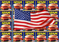 US Stays Top Of The Spam League