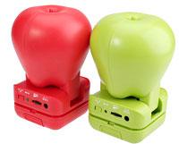 An Assemblage Of Strange USB Speakers