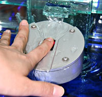 Silly USB Devices: Mini Guitar And Underwater Fingerprint Reader