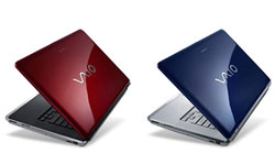 Sony Goes Super Shiny With Vaio CR Series Laptops