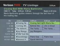 FiOS TV: IPTV over Fibre Launched Verizon US