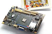 Via VT6047 Pico-ITX: The World's Smallest Motherboard