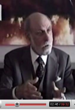 Vint Cerf Wants YOU In ICANN
