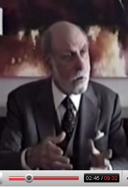 Vint Cerf Wants YOU In ICANN