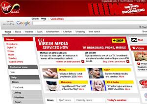 Virgin Media To Offer Superfast 50Mbps Broadband Service