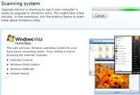 Microsoft Vista Upgrade Advisor Runthrough