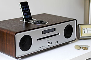 Vita Audio R4 Music System With iPod Dock