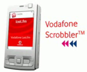 Last.fm: Mobile Via Vodafone Deal