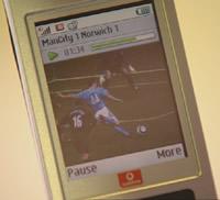 EuroSport, RTL Nieuws Launch TV on Vodafone Netherlands UMTS