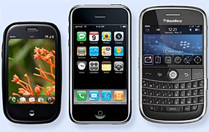 Vodafone To Bag Palm Pre Handset For UK?