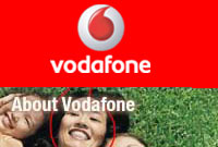 Vodafone Make Record £14.9bn Loss