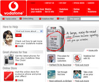 Vodafone Rakes in Record Revenues