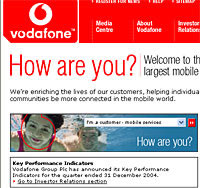 Vodafone Customers First To Be Able To Ban Mobile Adult Content