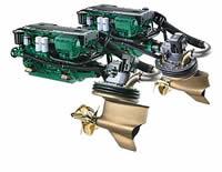 Volvo Penta IPS - Joystick Boat Control