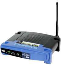 Vonage Voip Linksys WRT54GP2