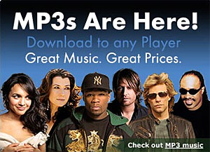 Wal-Mart Launches DRM-Free MP3 Download Service