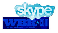 Skype Announces Deal With Warners To Sell VoIP ringtones