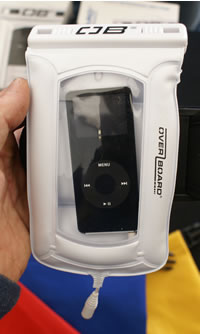 OverBoard Extreme Pro-Sports Floating Waterproof iPod Case
