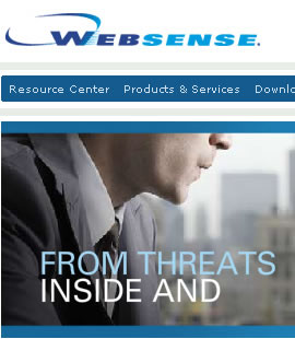 Websense 2008 Security Threat Predictions