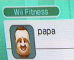 Wii Warm-up!