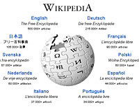 Yahoo To Support Wikipedia Online Encyclopedia