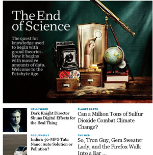 Wired Magazine: UK Version Coming Up!
