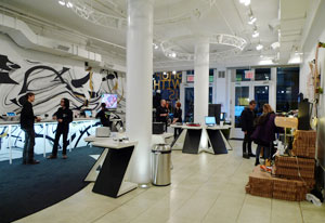Wired Store Gadget Feast, Manhattan, New York