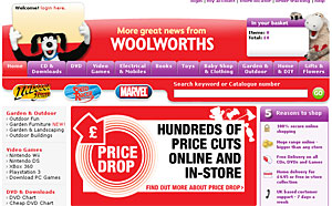 Woolies Says Goodbye To CD Singles