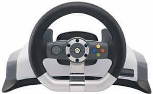 Smokin': Microsoft To Fix Xbox 360 wireless Racing Wheel