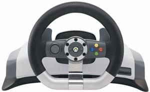 Smokin': Microsoft To Fix Xbox 360 wireless Racing Wheel