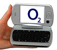 O2 Readies XDA Exec 3G WI-FI Windows Mobile device