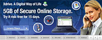 Xdrive Launches Wireless Access To Online Storage